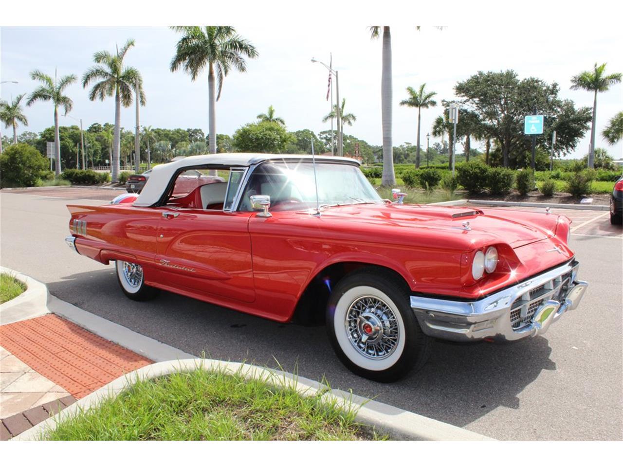 1960 Ford Thunderbird (CC-1377255) for sale in Palmetto, Florida