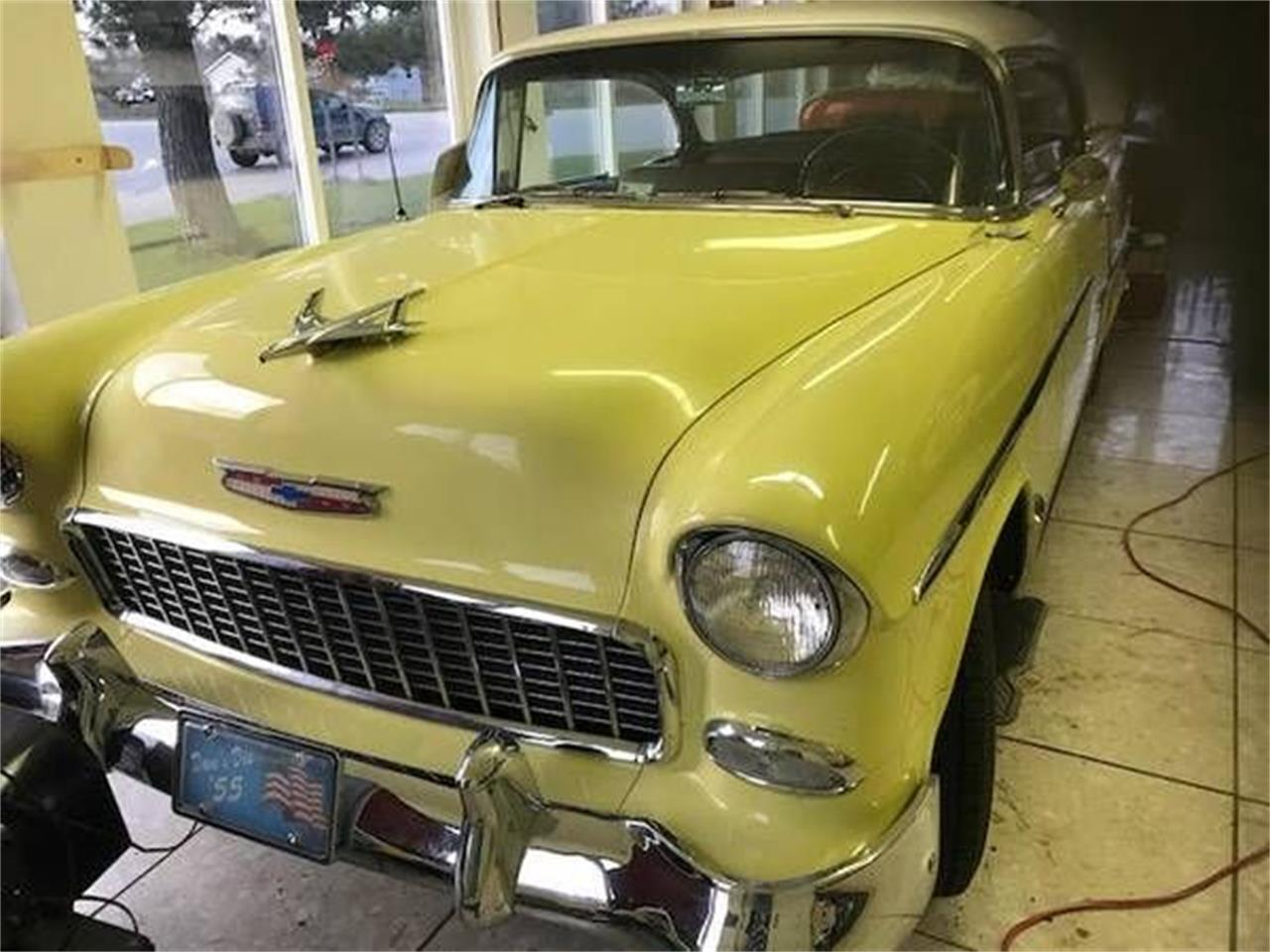 1955 Chevrolet Bel Air (CC-1377256) for sale in Cadillac, Michigan