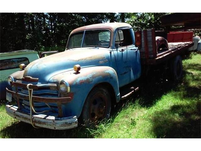 1951 Chevrolet Pickup (CC-1377257) for sale in Cadillac, Michigan