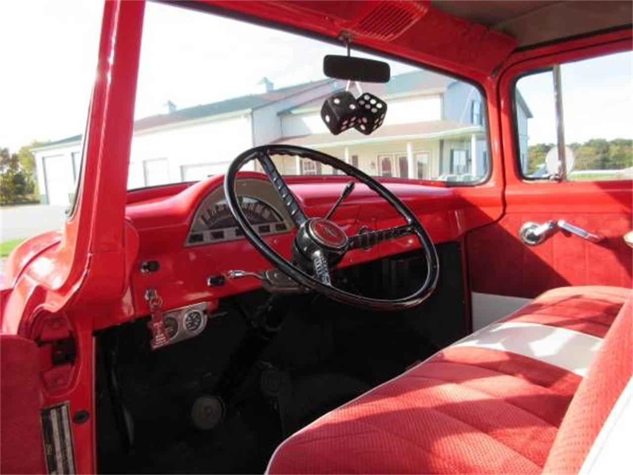 1956 Ford F100 (CC-1377262) for sale in Cadillac, Michigan