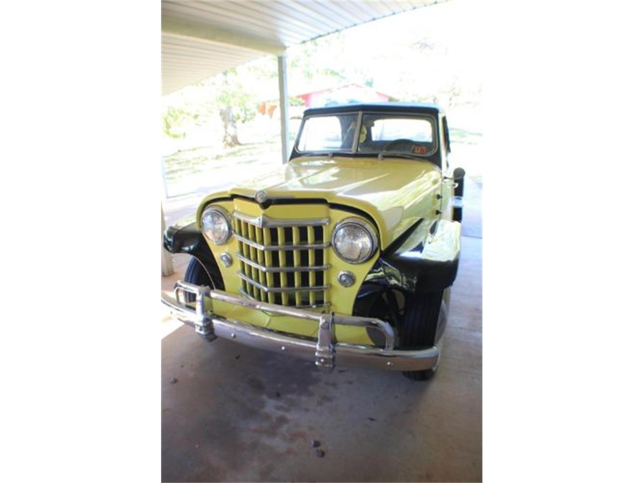 1950 Willys-Overland Jeepster (CC-1377265) for sale in Cadillac, Michigan