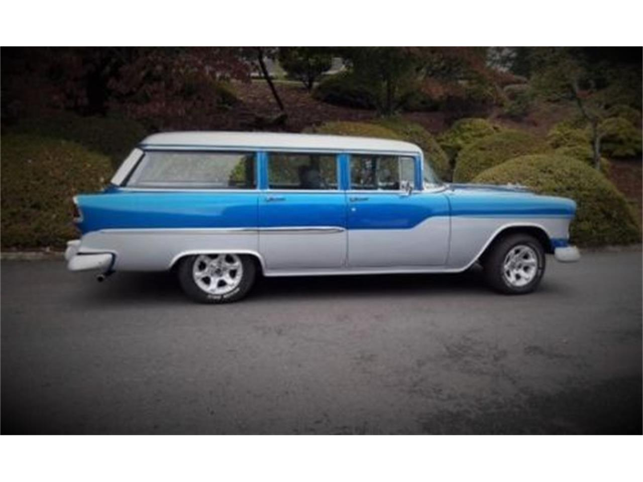 1955 Chevrolet Townsman (CC-1377267) for sale in Cadillac, Michigan