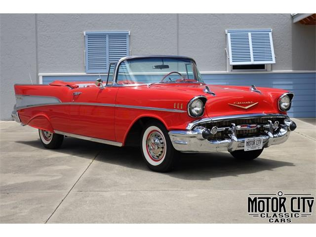 1957 Chevrolet Bel Air (CC-1377275) for sale in Vero Beach, Florida