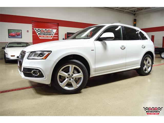 2017 Audi Q5 (CC-1377283) for sale in Glen Ellyn, Illinois