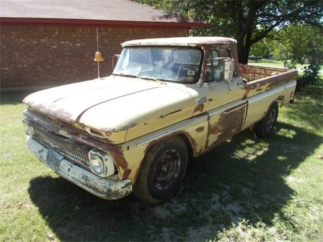 1965 Chevrolet C20 (CC-1377288) for sale in Cadillac, Michigan