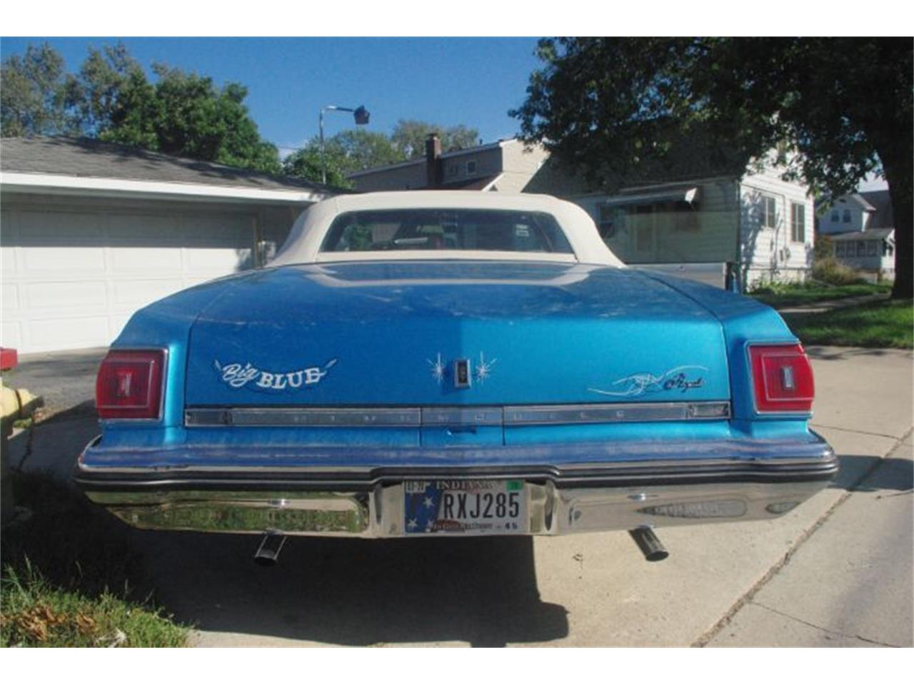 1975 Oldsmobile Delta 88 (CC-1377290) for sale in Cadillac, Michigan