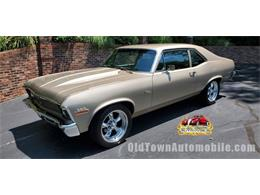 1970 Chevrolet Nova (CC-1377291) for sale in Huntingtown, Maryland