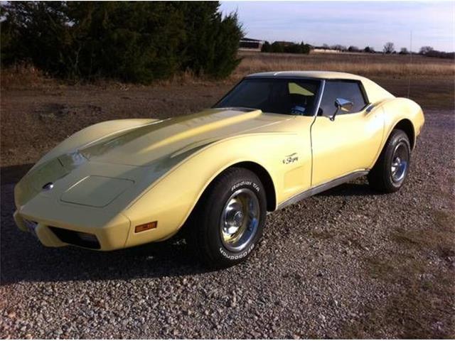 1975 Chevrolet Corvette (CC-1377298) for sale in Cadillac, Michigan