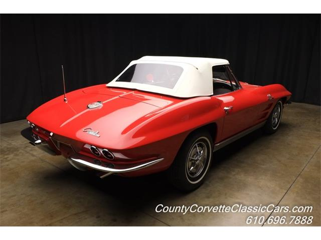 1963 Chevrolet Corvette (CC-1377312) for sale in West Chester, Pennsylvania