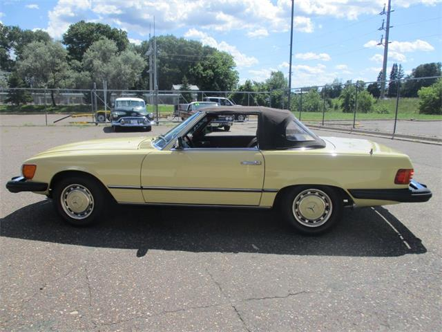 1976 Mercedes-Benz 450SL (CC-1377313) for sale in Ham Lake, Minnesota