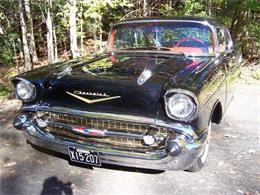 1957 Chevrolet Bel Air (CC-1377320) for sale in Cadillac, Michigan