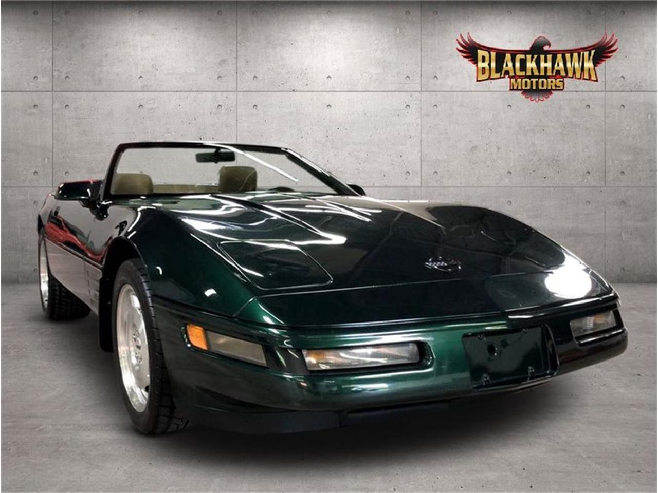1993 Chevrolet Corvette (CC-1377325) for sale in Gurnee, Illinois