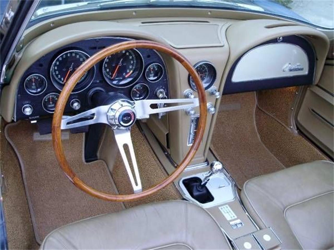 1965 Chevrolet Corvette (CC-1377328) for sale in Cadillac, Michigan