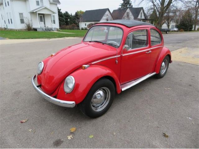 1965 Volkswagen Beetle (CC-1377332) for sale in Cadillac, Michigan