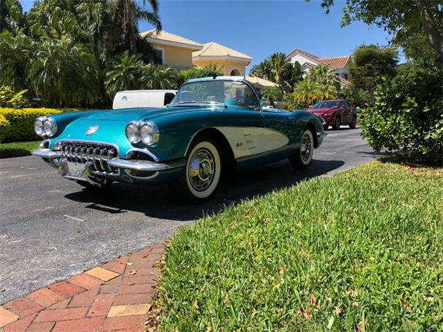 1959 Chevrolet Corvette (CC-1377338) for sale in Delray Beach, Florida