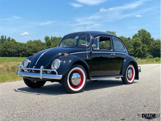 1966 Volkswagen Beetle (CC-1377341) for sale in Apex, North Carolina