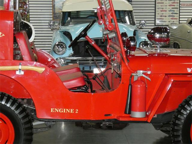 1947 Willys-Overland CJ2A (CC-1377346) for sale in Hailey, Idaho