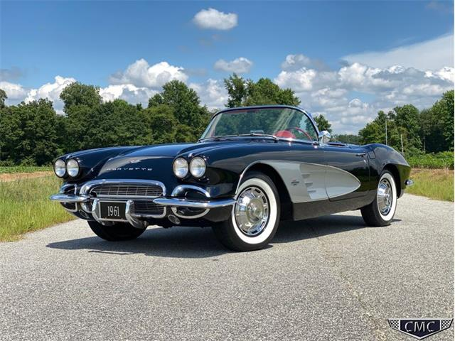 1961 Chevrolet Corvette (CC-1377349) for sale in Apex, North Carolina