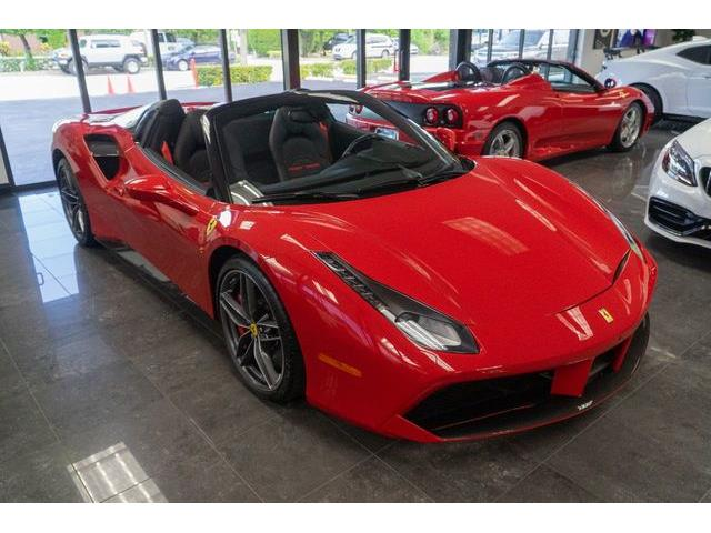 2019 Ferrari 488 Spider (CC-1377351) for sale in Miami, Florida