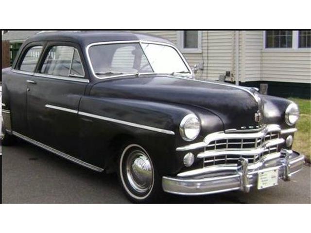 1949 Dodge Coronet (CC-1377369) for sale in Cadillac, Michigan