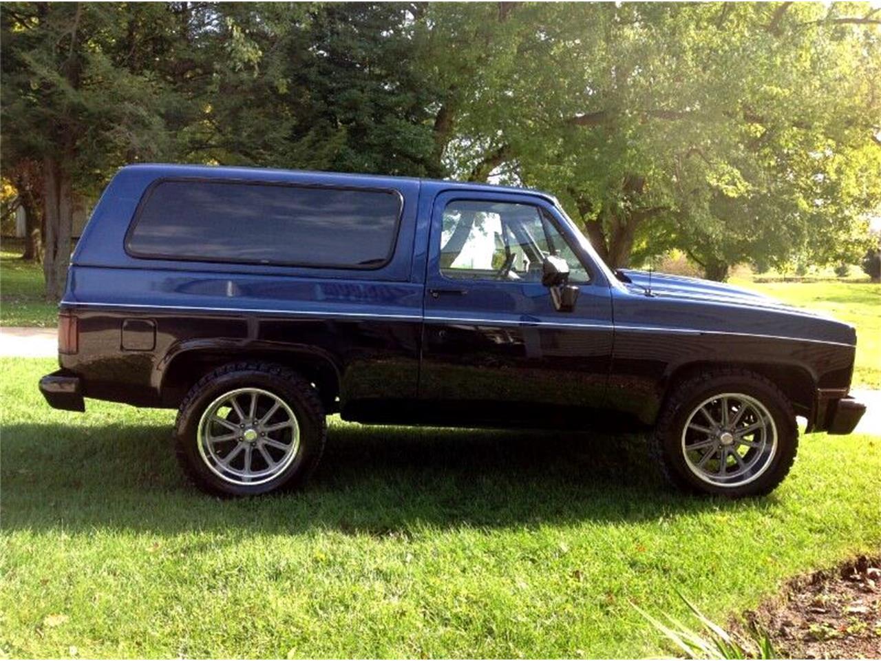 1982 GMC Jimmy (CC-1377371) for sale in Louisville, Ohio
