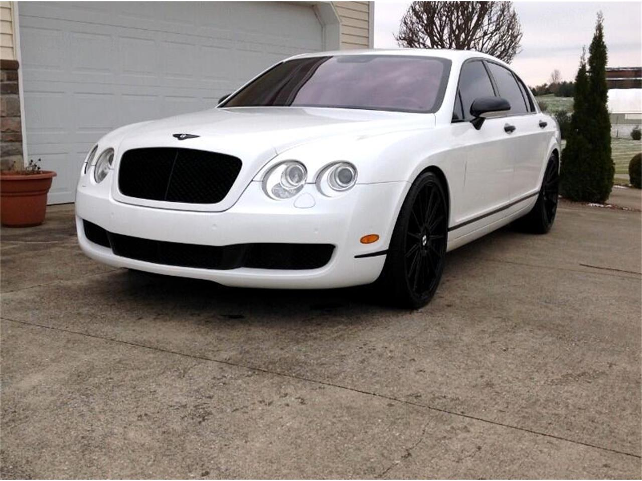 2006 Bentley Continental Flying Spur (CC-1377378) for sale in Louisville, Ohio