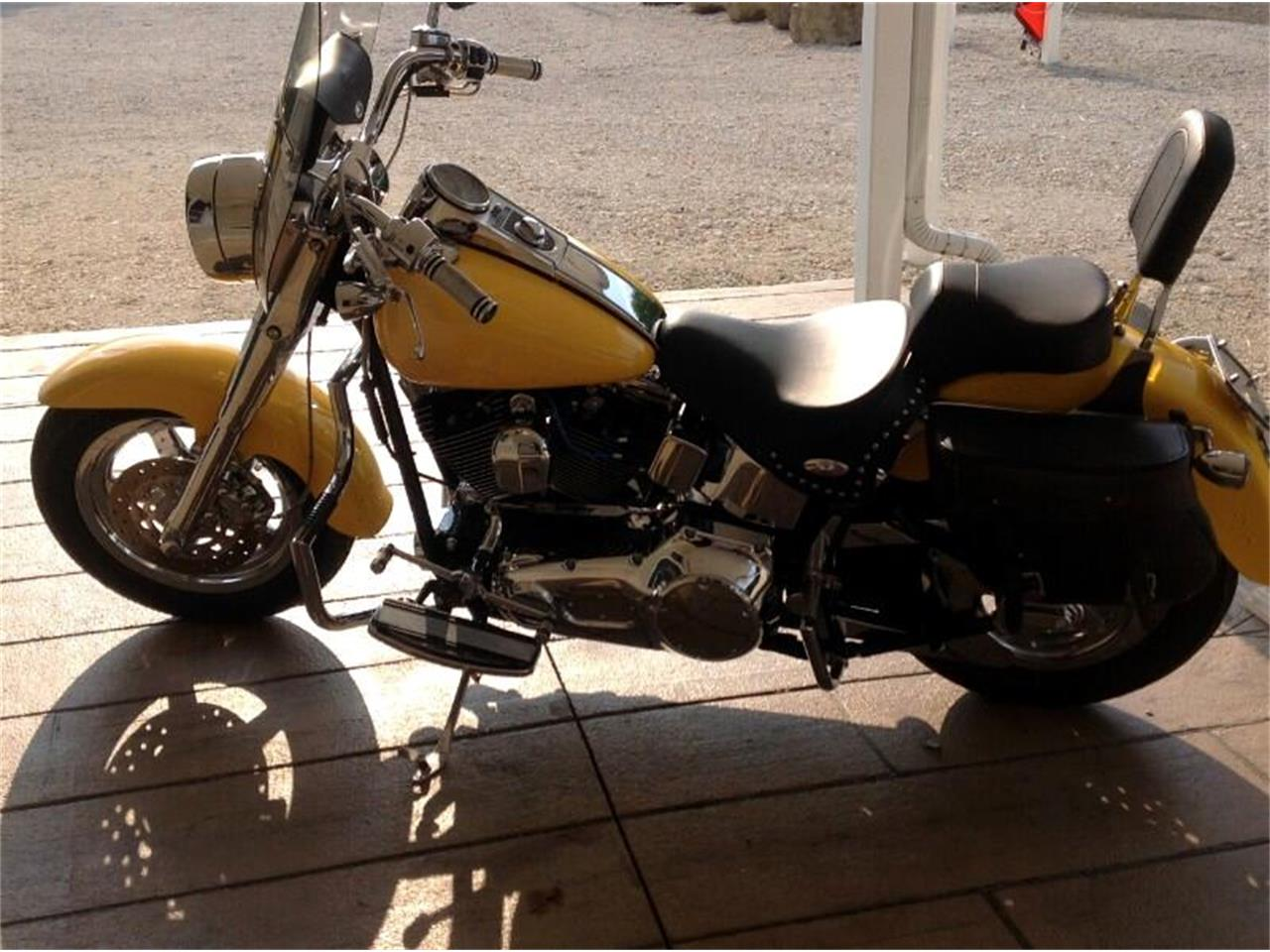 2002 Harley-Davidson Fat Boy (CC-1377380) for sale in Louisville, Ohio