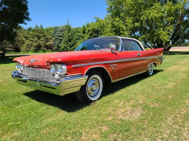1959 Chrysler New Yorker (CC-1377389) for sale in New Ulm, Minnesota