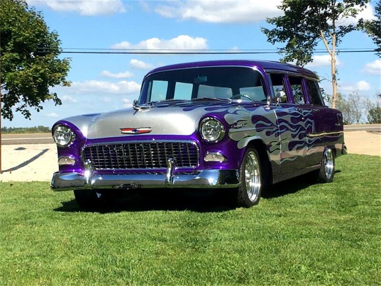 1955 Chevrolet 210 (CC-1377390) for sale in Louisville, Ohio