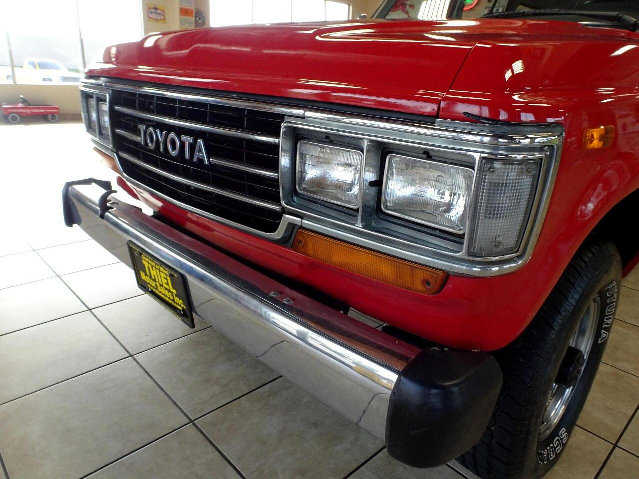1988 Toyota Land Cruiser FJ (CC-1377396) for sale in De Witt, Iowa