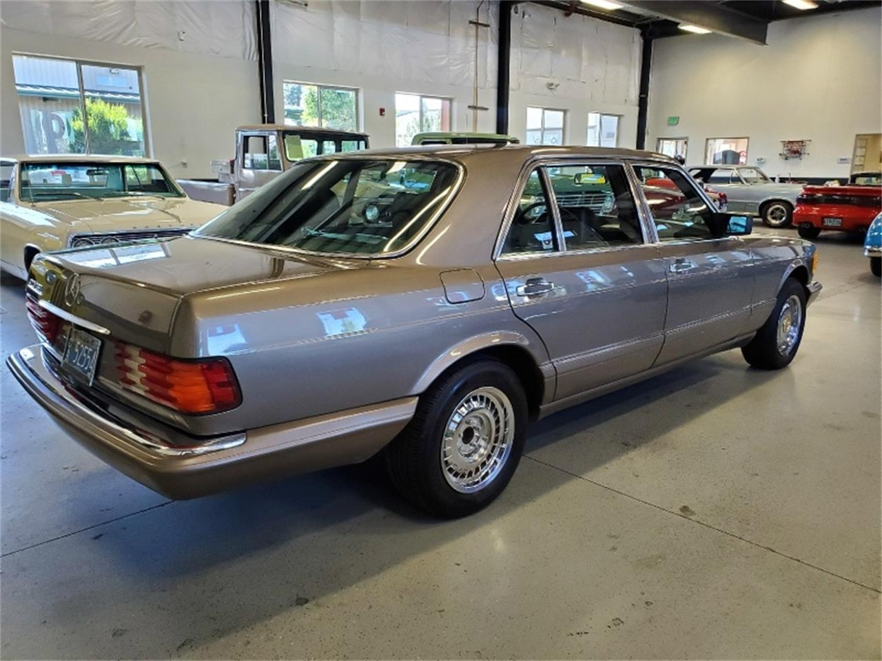 1987 Mercedes-Benz 420 (CC-1377399) for sale in Bend, Oregon