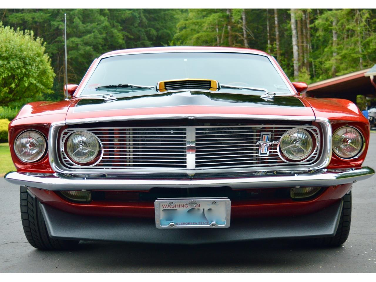 1969 Ford Mustang Mach 1 (CC-1377415) for sale in Battle Ground, Washington
