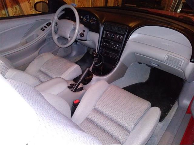 1998 Ford Mustang (CC-1377417) for sale in Cadillac, Michigan