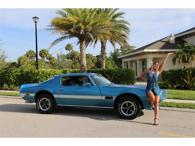 1971 Pontiac Firebird (CC-1377419) for sale in Fort Myers, Florida