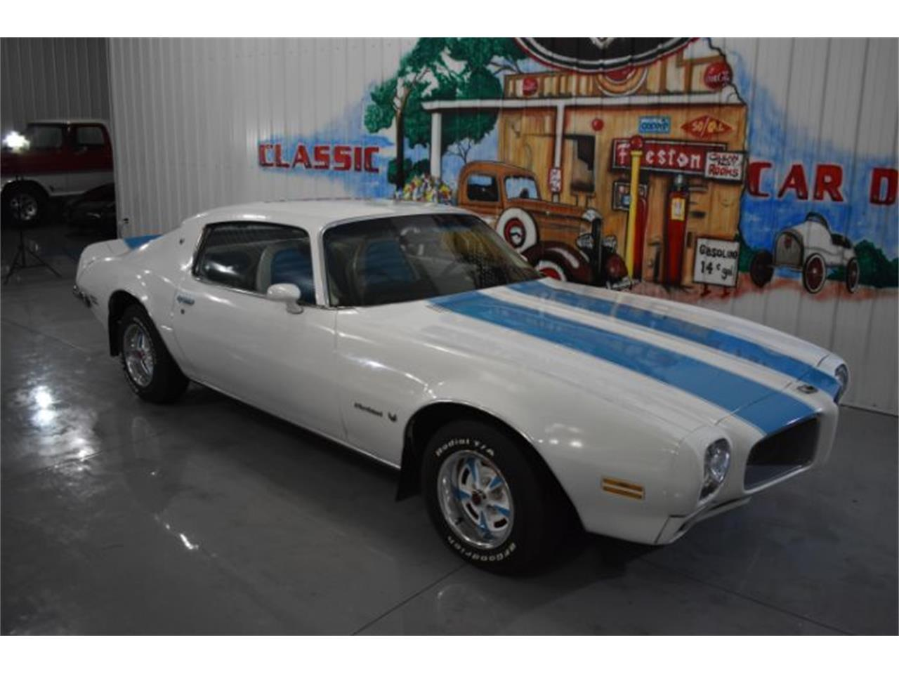 1972 Pontiac Firebird (CC-1377429) for sale in Cadillac, Michigan