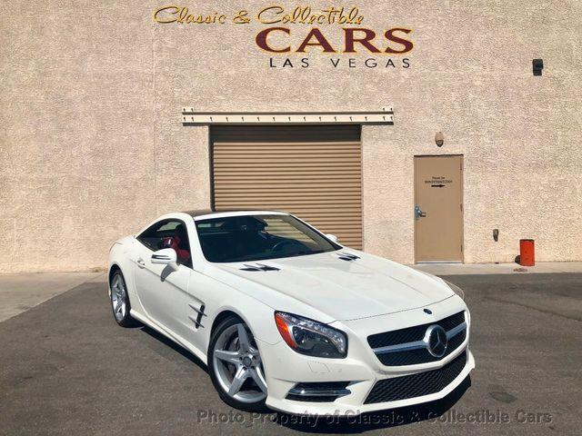 2015 Mercedes-Benz SL-Class (CC-1377432) for sale in Las Vegas, Nevada