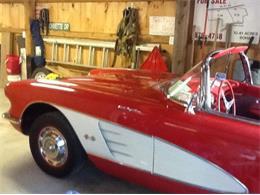1960 Chevrolet Corvette (CC-1377437) for sale in Cadillac, Michigan
