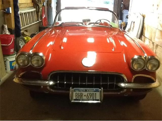 1960 Chevrolet Corvette (CC-1377437) for sale in Cadillac, Michigan