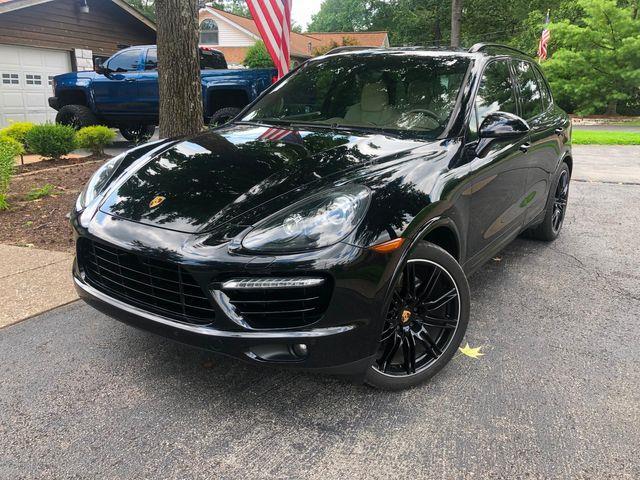 2014 Porsche Cayenne (CC-1377443) for sale in Valley Park, Missouri