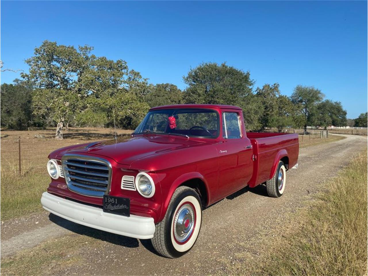 1961 Studebaker Champ (CC-1377450) for sale in Goliad, Texas