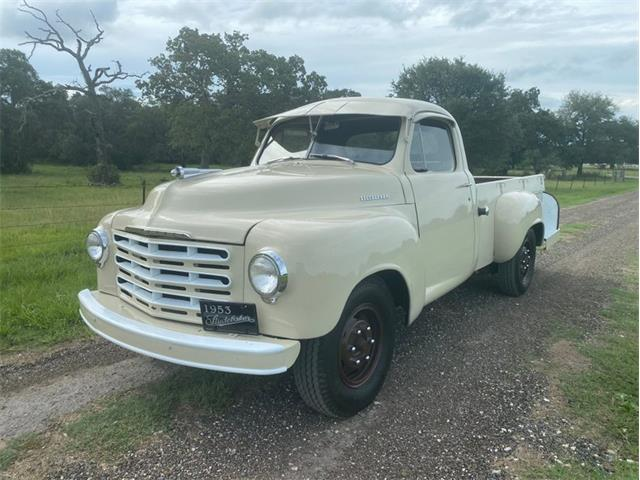 1953 Studebaker Pickup (CC-1377452) for sale in Goliad, Texas