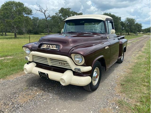1957 GMC 100 (CC-1377454) for sale in Goliad, Texas