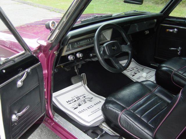 1967 Chevrolet Nova II (CC-1377455) for sale in Hendersonville, Tennessee