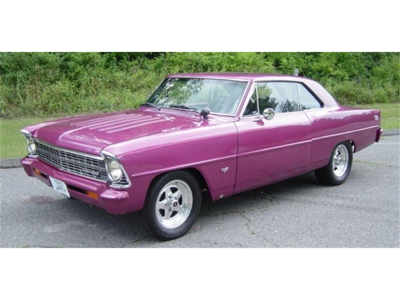 1967 Chevrolet Nova II (CC-1377455) for sale in Hendersonville, Tennessee
