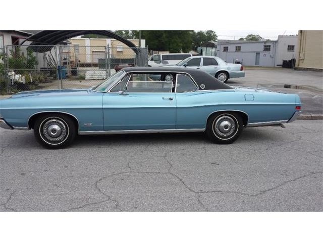 1968 Ford LTD (CC-1377468) for sale in Cadillac, Michigan