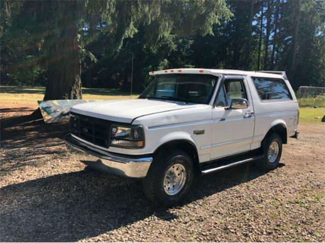 1995 Ford Bronco (CC-1377472) for sale in Cadillac, Michigan