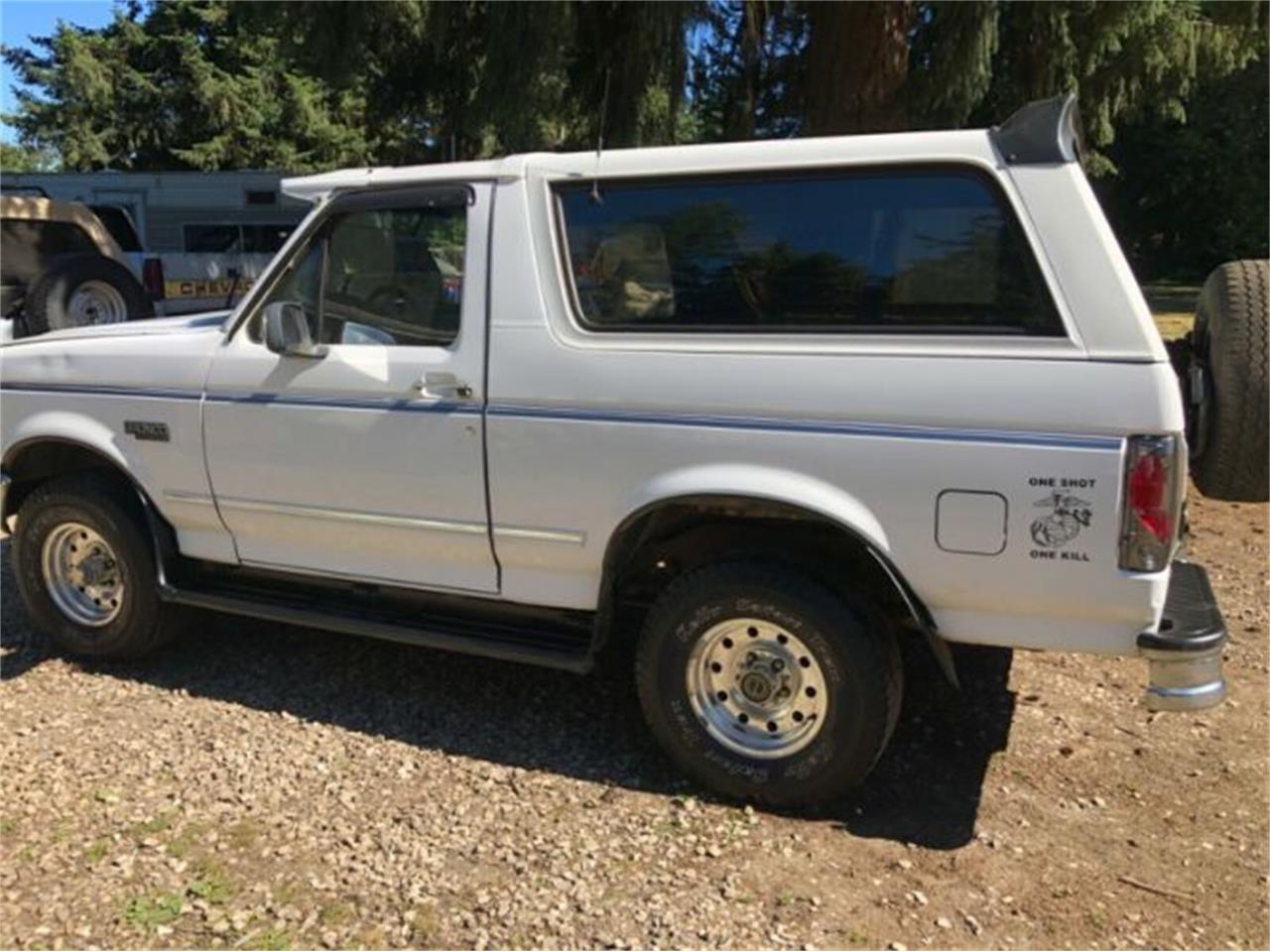 1995 Ford Bronco (CC-1377472) for sale in Cadillac, Michigan