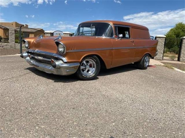 1957 Chevrolet Sedan Delivery (CC-1377480) for sale in Cadillac, Michigan