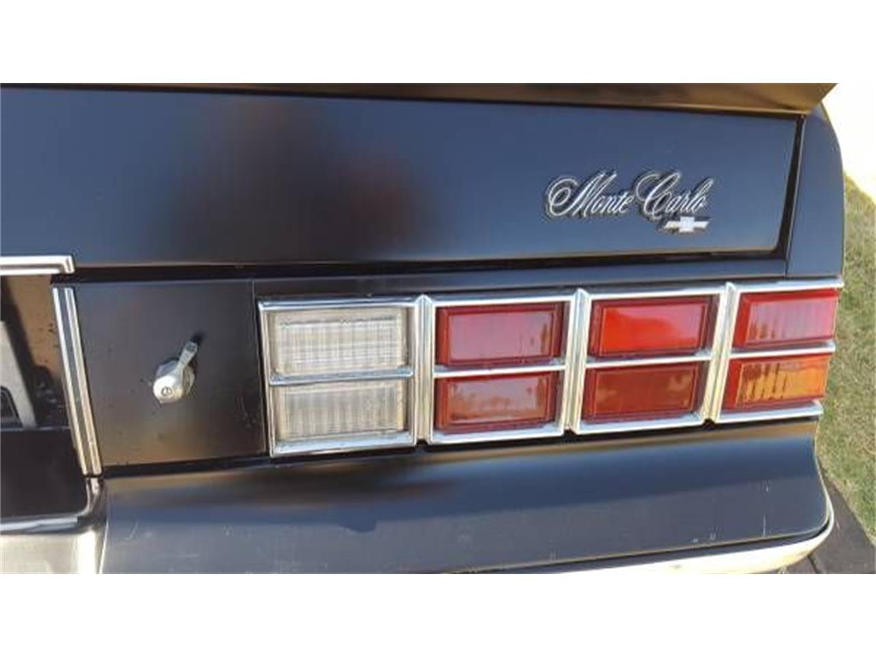 1980 Chevrolet Monte Carlo (CC-1377482) for sale in Cadillac, Michigan