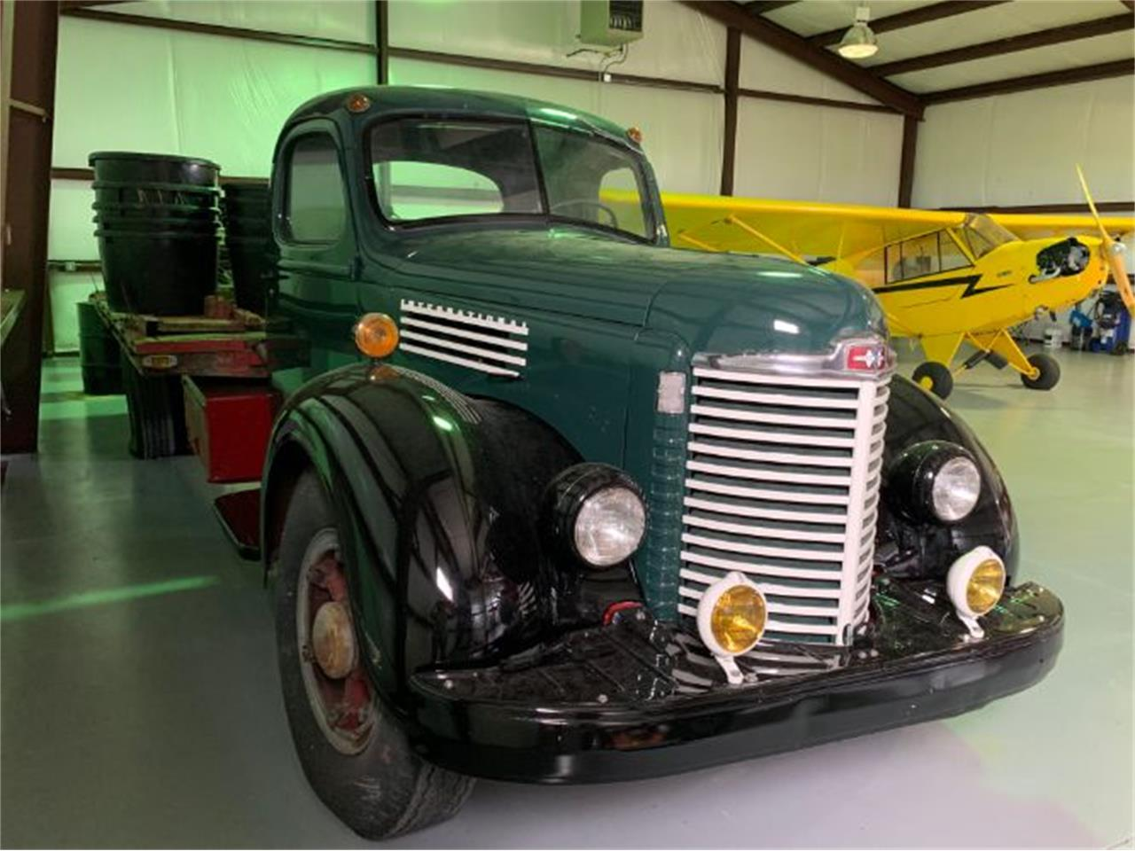 1945 International Pickup (CC-1377483) for sale in Cadillac, Michigan